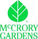 McCrory Gardens logo